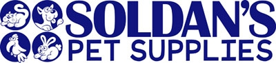 Soldan's Feeds and Pet Supplies Logo