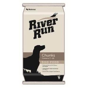 River Run® Chunks Formula 21-10 Dog Food