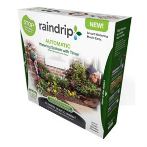 Raindrip Automatic Watering Kit System with Timer