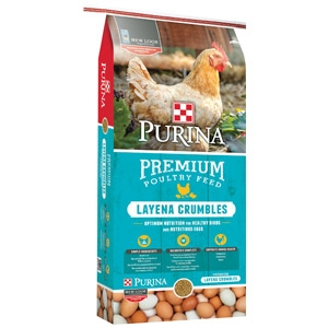 Free Coop Sign w/ any Purina Chicken Feed