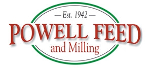 Powell Feed & Milling Company, Inc. Logo