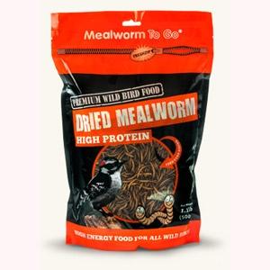 Hentastic Mealworm To Go® Wild Bird Food