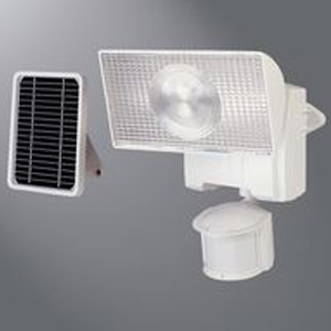 Motion Activated Solor Flood Light