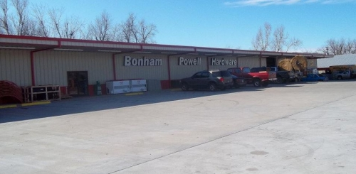 Bonham Powell Hardware