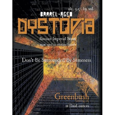 Dystopia9% Russian Imperial Stout