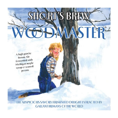 Shorts Brew Woodmaster