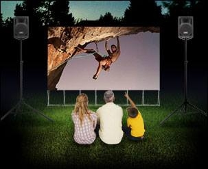 OUTDOOR THEATER SYSTEM