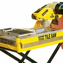 Stow Tile Saw w/Blade Charge
