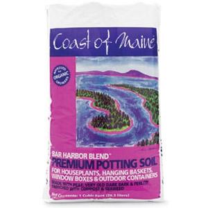 Bar harbor premium blend potting soil mackey 39 s inc for Soil x cleaner