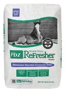 Sweet PDZ® Horse Stall Refresher Powder