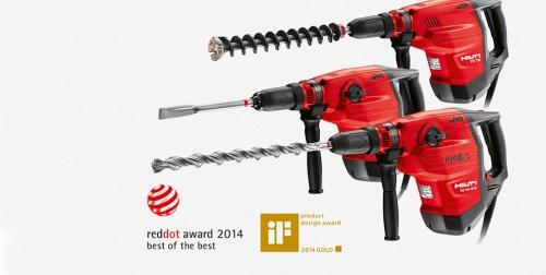 Hilti rotary hammer sds