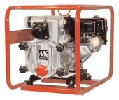 Multiquip 2'' trash pump