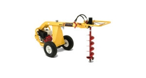 Towable Post Hole Digger
