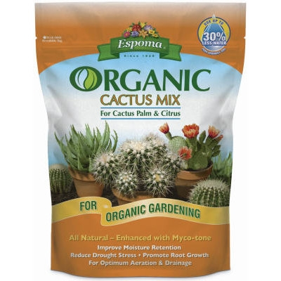 Organic Cactus Potting Mix