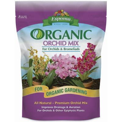 Organic Orchid Potting Mix