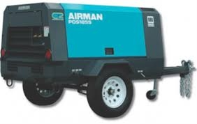 Airman Towable Air Compressor