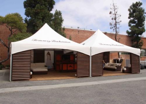 20x20 Peak Marquee Tent
