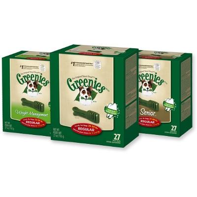 Greenies Original Jumbo Dental Chews, 12 oz.