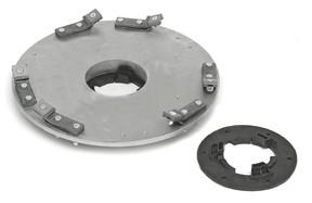 E-Z Scrape Rotary Disk