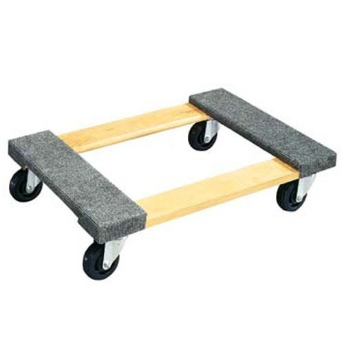4 Wheel Rubber Top Dolly