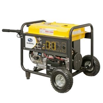 Subaru 7500 Watt Generator