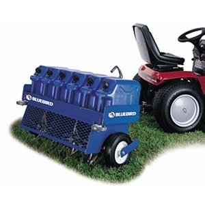 "BlueBird TA10 36"" Towable Aerator"