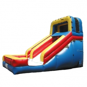 Spacewalk 15 ft Wet/Dry Inflatable Slide