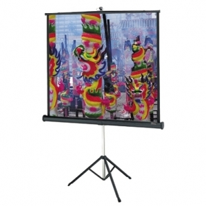 "Da-Lite 70""x70"" Versatol Projection Screen"