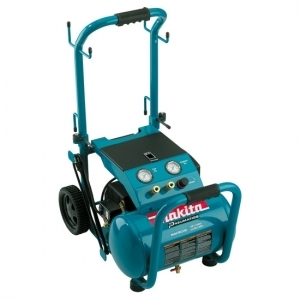 "Makita 3.0 HP Air Compressor w/free AF505 2"" Brad Nailer"