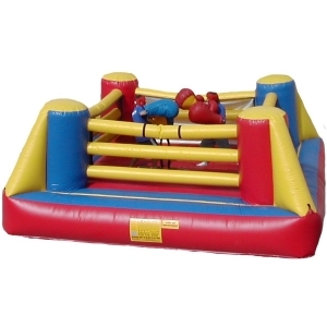 Spacewalk Bouncy Boxing Inflatable Bounce Game