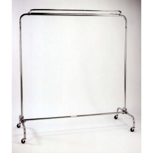 "WEHSCO Folding Garment Rack, 60"" x 60"""