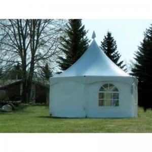 Warner tent side walls