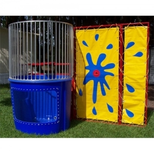 Dunk Tank (With Window)