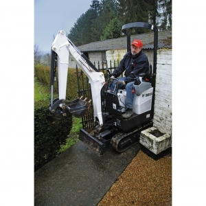 Bobcat, 316 Mini Compact Excavator