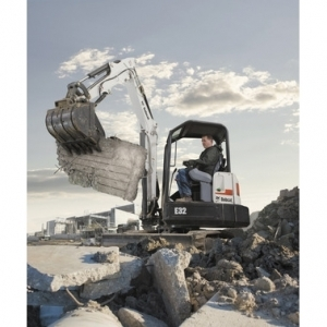 Bobcat E32i Mini Excavator