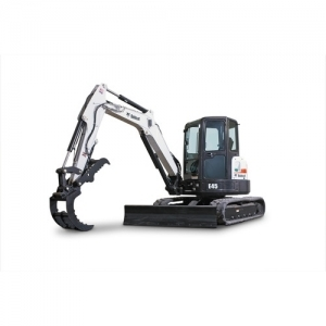 Excavators, Bobcat-Back Hoe