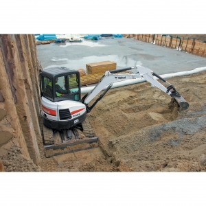 Bobcat Excavators