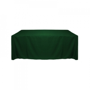 HUNTER POLYESTER TABLECLOTH 60X120""