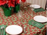 We Rent Linens, Holiday Collection Table Linen