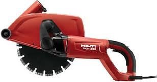 Hilti DCH 300 Electric Chop Saw with Vac