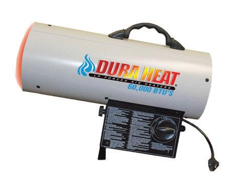 60K BTU Propane Heater