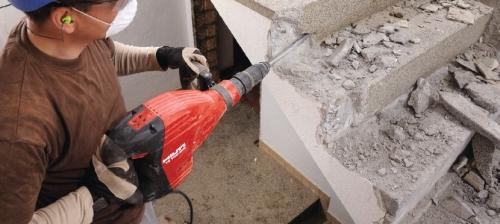 Hilti Demolition Hammer TE 700 AVR