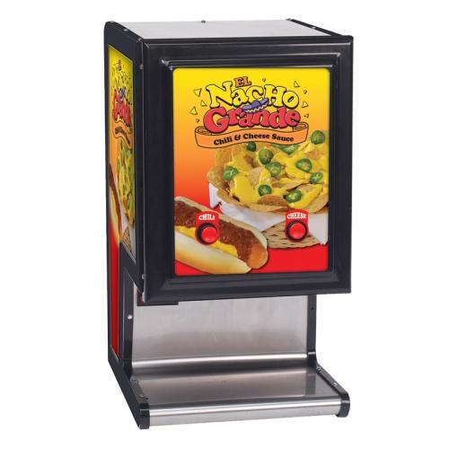 Nacho Cheese / Chili Warmer Dispencer