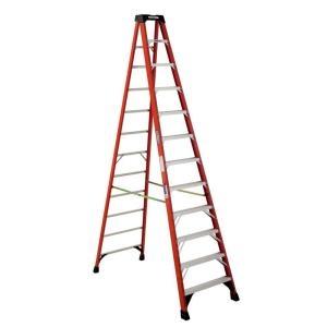 12' Fiberglass Step Ladder