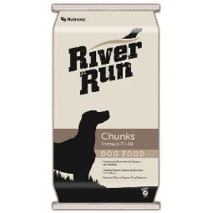 Nutrena River Run Chunks Formula 21-10 Dog Food