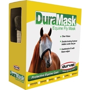 DuraMask Equine Fly Mask
