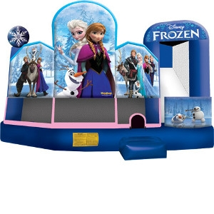 Frozen Combo Moon Walk