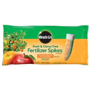 Miracle-Gro®  Fruit and Citrus Spikes