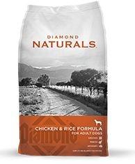 Diamond Naturals Chicken & Rice Dog 40 Lb.
