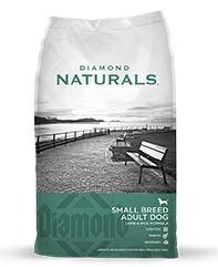 Diamond Naturals Small Breed Dog Lamb & Rice 18 Lb.